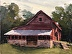 Mrs. Sandberg�s Barn by SUE GINTER