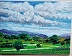 Sonoma Valley Clouds I by Judith Vrooman