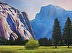 Half Dome Majesty by Stephen Curl