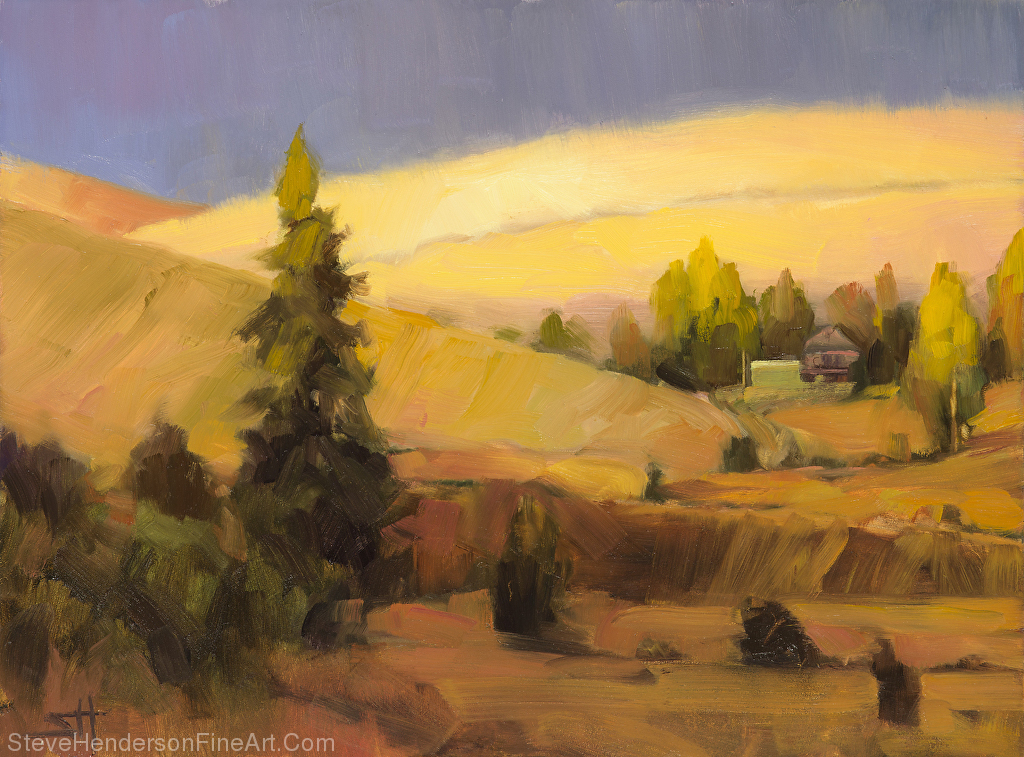 Steve Henderson - Work Zoom: Homeland 2 -- Wall Art Decor at Steve ...