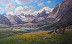 TITCOMB BASIN wyoming by Lanny Grant