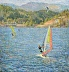 Catch the Wind (Hood River) by Peggie Moj�