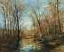 Fall on the Beaverpond by FRANK BAGGETT