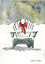 The Christmas Chair by Sandy O'Connor