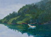 Friday Harbor Labs Cove by Victoria Seaver Dean