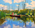 Paddling the Pere Marquette by Mary Beth Machenberg