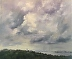 Clouds Over Horseshoe Bay by Heather Rossbach
