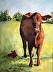 Momma Cow by Susan Tyler