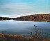 Quiet After Rain - Kennebec River, Hallowell, Maine  (Unframed) by Colleen White