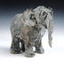 Small Elephant (1) by Marsha Brown