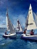 Regatta: Columbia Sailing Team by Linda Wootton