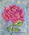 Waiting for August Rose Bloom's by Rosemary Oleskin