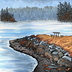 Cold Picnic by Pat Cheal