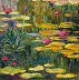 Lily Pond by Elisabeth Summers Art