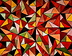 Painted Geo Fractures by Neal Alicakos