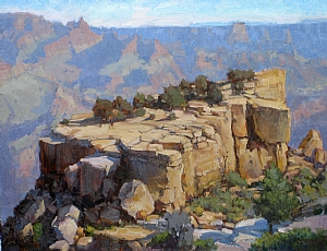 Aussicht am Moran Point - Picture of Moran Point, Grand Canyon ...