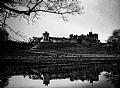 Alnwick Castle by Terry Weisenfeld