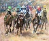 Muddy Race by Kathy Weiss