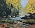 """""""Fall on Turtle Creek"""" by don eaton"""